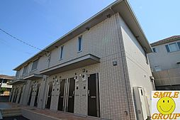 MYU東船橋[2階]の外観