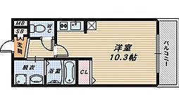 エステート・レイIII[3階]の間取り