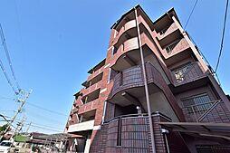 大阪府松原市北新町3丁目の賃貸マンションの外観