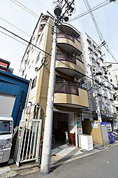 大阪府大阪市城東区野江2丁目の賃貸マンションの外観