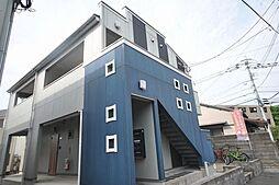 クレフラスト香椎駅東IIC棟[102号室]の外観