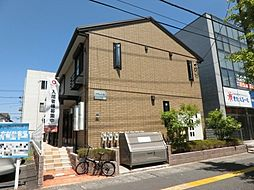千葉県市原市五井中央東2丁目の賃貸アパートの外観