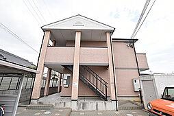大阪府和泉市府中町5丁目の賃貸アパートの外観