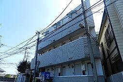 レジデンス川寺[2階]の外観