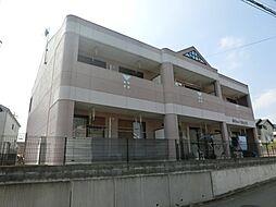 千葉県市原市ちはら台南4丁目の賃貸アパートの外観