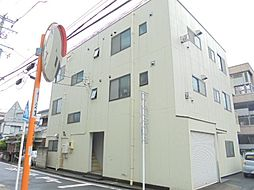 神奈川県横浜市港南区最戸1丁目の賃貸マンションの外観