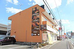 愛知県豊川市野口町前野の賃貸アパートの外観