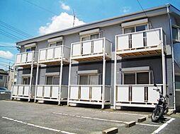 愛知県名古屋市西区城西町の賃貸アパートの外観