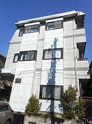 エフケーハイツ市川[2階]の外観