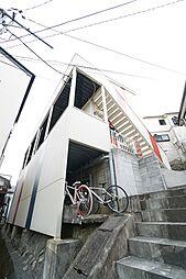 小田急小田原線 生田駅 徒歩19分の賃貸アパート