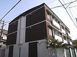大阪府豊中市曽根西町4丁目の賃貸マンションの外観