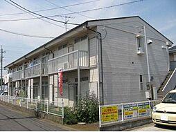 シティハイツSUZUKI[202号室]の外観