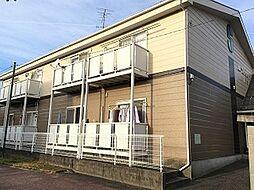 愛知県刈谷市築地町1丁目の賃貸アパートの外観