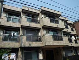 東京都大田区大森東3丁目の賃貸マンションの外観