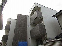 近鉄南大阪線 針中野駅 徒歩10分の賃貸アパート