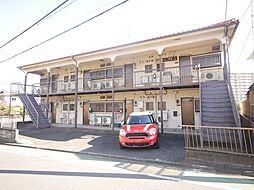 神奈川県海老名市上今泉6丁目の賃貸アパートの外観