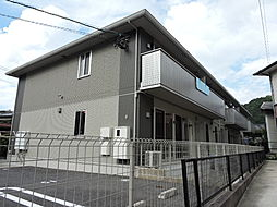 長崎県長崎市三和町の賃貸アパートの外観