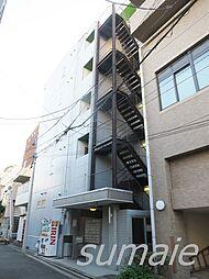 東京都荒川区西尾久2の賃貸マンションの外観
