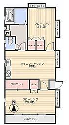[一戸建] 東京都杉並区荻窪3丁目 の賃貸【東京都 / 杉並区】の間取り