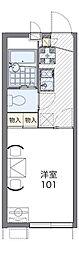 グレイス SHINOII[2階]の間取り