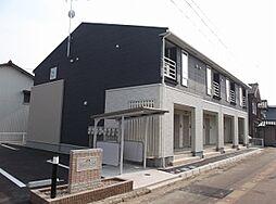 新潟県燕市南5丁目の賃貸アパートの外観