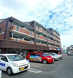 福岡県福岡市早良区賀茂3の賃貸マンションの外観