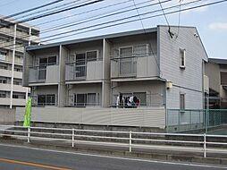 南片江Yハイツ[201号室]の外観