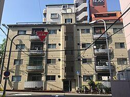 吉田マンション[1階]の外観