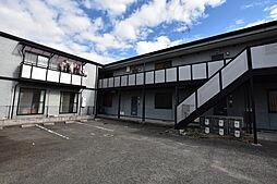 ラピスハイツ[1階]の外観