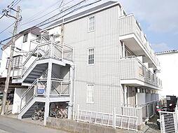 神奈川県厚木市水引2丁目の賃貸マンションの外観