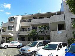 大阪府豊中市上野東2丁目の賃貸マンションの外観