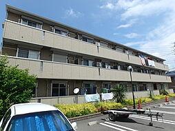 埼玉県戸田市笹目5丁目の賃貸アパートの外観
