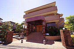 埼玉県朝霞市根岸台4丁目の賃貸マンションの外観