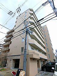 東明マンション新東[4階]の外観