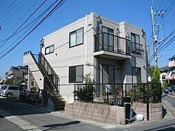 神奈川県川崎市多摩区菅稲田堤2丁目の賃貸マンションの外観