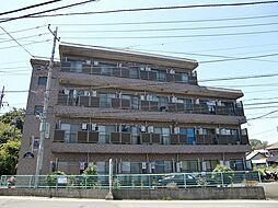 埼玉県所沢市北野南1丁目の賃貸マンションの外観
