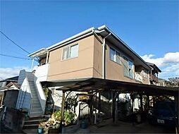 東京都八王子市長沼町の賃貸マンションの外観