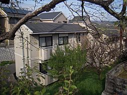 兵庫県川西市山原1丁目の賃貸アパートの外観