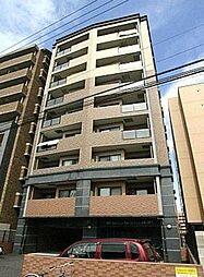 第8マルヤビル筥松[3階]の外観