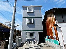 兵庫県高砂市高砂町高瀬町の賃貸マンションの外観