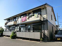 千葉県千葉市緑区おゆみ野5丁目の賃貸アパートの外観