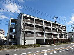 神奈川県川崎市多摩区菅4丁目の賃貸マンションの外観