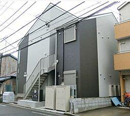 メゾンフィエール横浜[0201号室]の外観