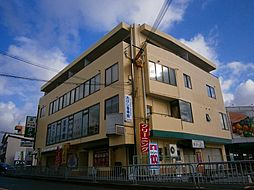 大阪府箕面市粟生間谷東1丁目の賃貸マンションの外観