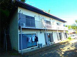 竹の家荘[201号室]の外観