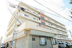 福島県郡山市図景2丁目の賃貸マンションの外観