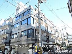 ロータリーマンション香里北之町[2階]の外観