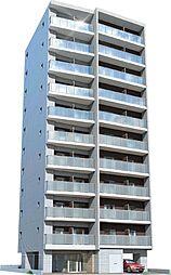 ヴェルシード阪東橋マキシヴ[507号室]の外観