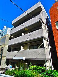 麻布長岡ハイツ[3階]の外観