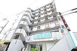 レジデンス北花田[6階]の外観